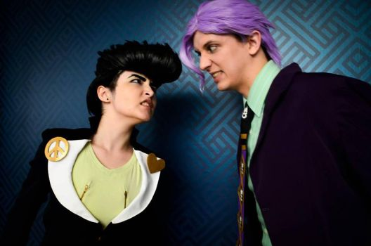Diamond is Unbreakable by barcodecat