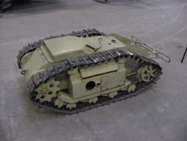 Goliath tracked mine by Captain-Sweden