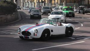 Shelby Cobra by The-Transport-Guild