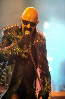 Judas Priest: Rob Halford II by basseca