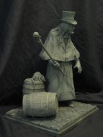 Mr Hyde Finished3 by Blairsculpture