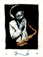Joe Henderson v3 by zeruch