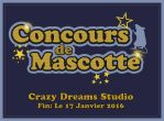 Concours mascote 17 janvier by Mikage-san