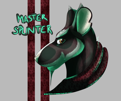 Splinter by FelineMyth