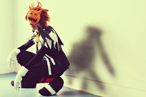 Sora Kingdom Hearts by CosPlayJG