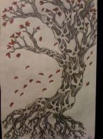 Tree Of Dead Souls by Pin-updoll