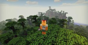Thaz Minecraft Skin by thazumi