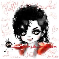 Happy New Year, Michael by MonMJ