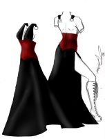 Dress 8 by LadyKenora