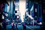 Times square by freesky