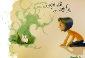what you wish for by asami-h