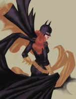 Batgirl Contest by CMGfx