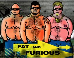 fat and furious by deox87
