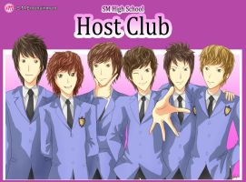 Kpop High School Host Club v1 by ange-of-the-top-hat