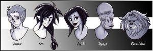 YmFwR - The Usual Suspects by lacuna-purify