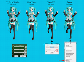 TDA Anime Miku Hatsune 2.0 ~ Download (UPDATE) by 69Sammael