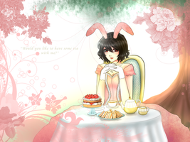 Cdr : Easter Event: Afternoon Tea by Buujang