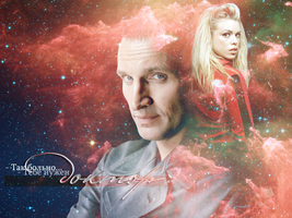 Ninth Doctor by AnnaProvidence