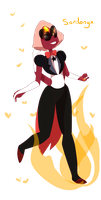 Sardonyx by SnappleCrackers