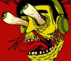 Too Loud Detail by tremorizer