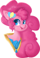 Pinkie new look by Sellyinwonderland