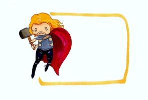 Thor note by Namecchan