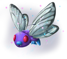 Butterfree by Cinnamon-Quails