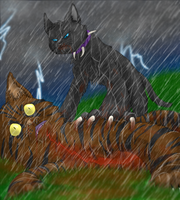 Scourge Killed Tigerstar by CavySpirit