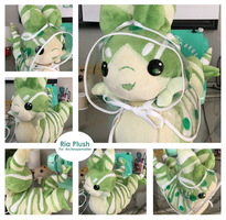 Ria Plush for Archeopsmaster by BakeryBabies