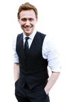 Tom Hiddleston png by LucyWayne