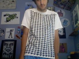 Houndstooth Shirt by truemarmalade