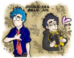 Dookie Era-Billie Joe Models by GreenDayComix