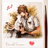 Free Makoto Eternal Summer Memories by Naschi
