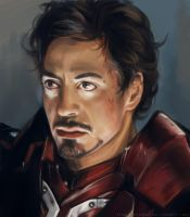 Iron Man by BBaobab
