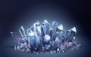 crystals by gbrgraphix