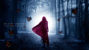 Little Red Riding Hood by chuky1010