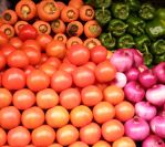 Market colours 1 - Otovalo by wildplaces