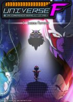Universe F Chapter 2 - Cover by DeadlyChestnut