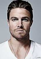 Stephen Amell by Toti-Gogeta