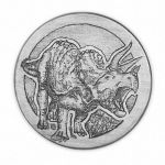 S-061-Triceratops-1976-Front by HiTechArtist