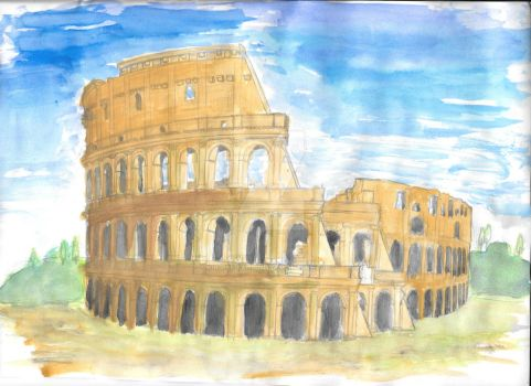 Colosseum by King-Of-Fandoms