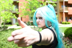 ColossalCon 2014 - Ember(PS) 18 by VideoGameStupid