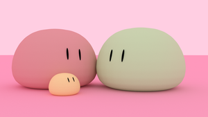 Dango Family by telimonster