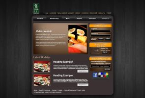 Susi Tei Website revamp by romirockstar
