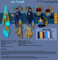 Jiang Shi OC: Mr China - Reference Sheet by Digimitsu
