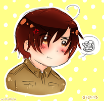 [APH] Romano is Mad by THE-L0LLIP0P