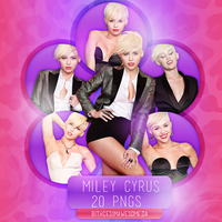 Miley Cyrus PNG Pack 3 by BitchesImAwesome
