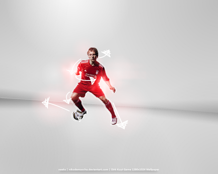 Dirk Kuyt Games Wallpaper by nikodemsocha