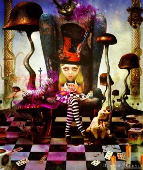 Malice in Wonderland by Elevit