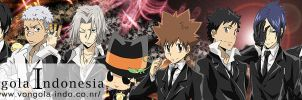 Vongola Banner by Lloyd-Lamperouge